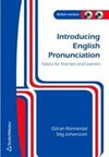 Introducing English pronunciation